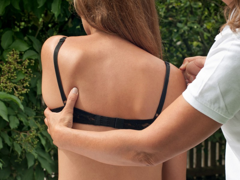Bowtech Schulterblattgriff