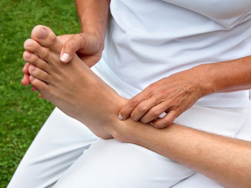 Bowtech Fußgelenksgriffe